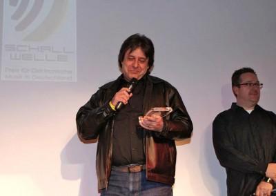 Receiving-Best-CD-award